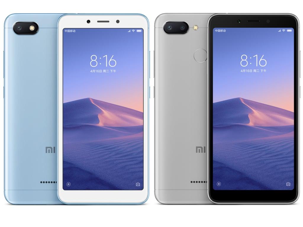Xiaomi Stellt Die Einsteiger Handys Redmi 6a 6 Vor 3x Ram 2 32gb News