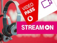 StreamOn und Vodafone Pass