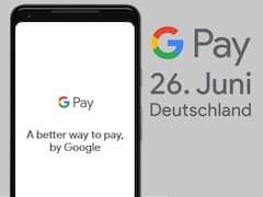 Google Pay vor Deutschland-Start