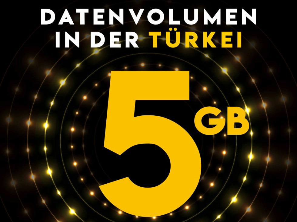 Aktion Fur Turkei Urlauber 5 Gb Fur 19 99 Euro Teltarif De News