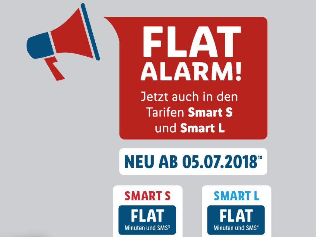 lidl connect allnet flat f r 7 99 euro mit 1 5 gb news. Black Bedroom Furniture Sets. Home Design Ideas