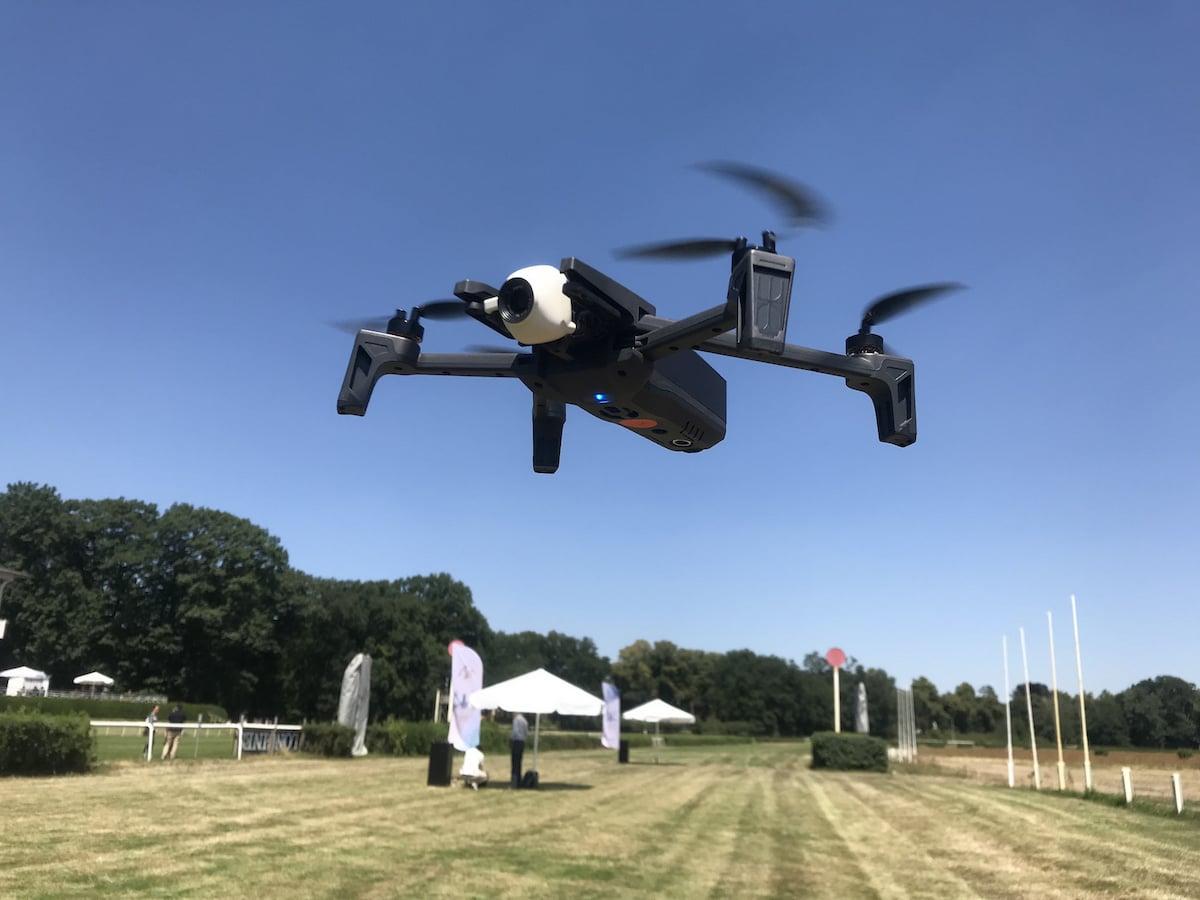 4K-Drohne Parrot ANAFI im Kurztest: Kameraflüge wie in Hollywood