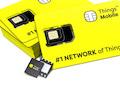 M2M-Tarife kommen entweder mit SIM-Karte oder Chip-Modul, wie hier bei Things Mobile