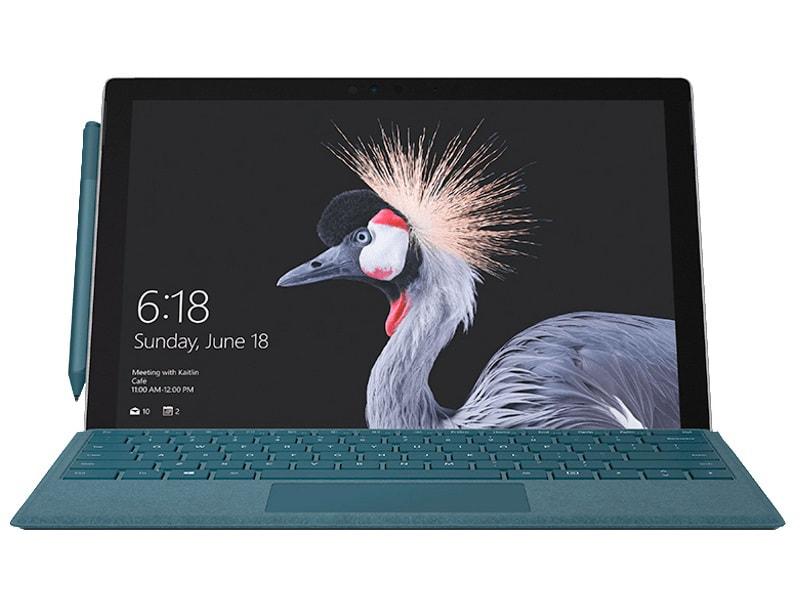 Schnäppchen Microsoft Surface Pro Mit Core I5 Und Tastatur