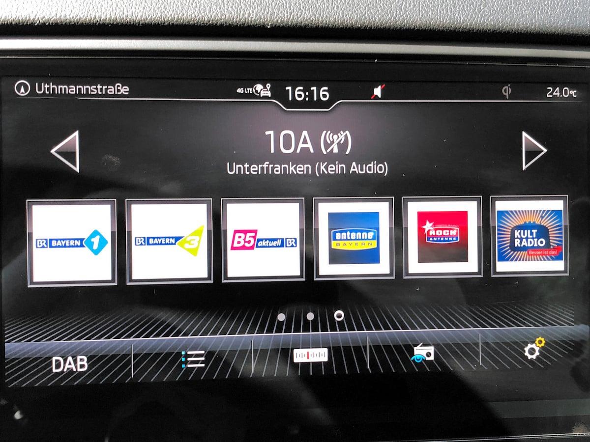 Vw Und Audi Werksradios Dab Empfang In Bayern Gestort Teltarif De News