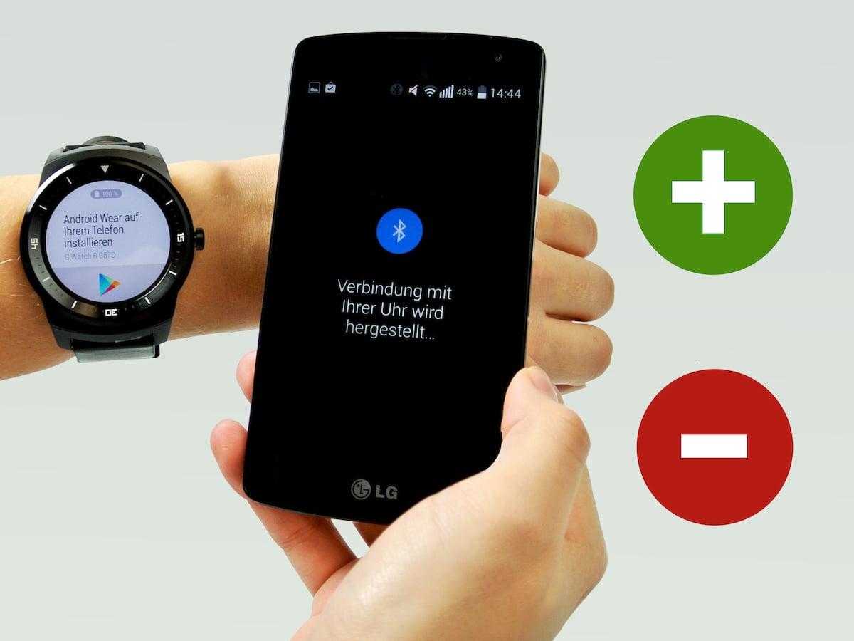 Pro & Contra: Sind Smartwatches wirklich sinnvoll