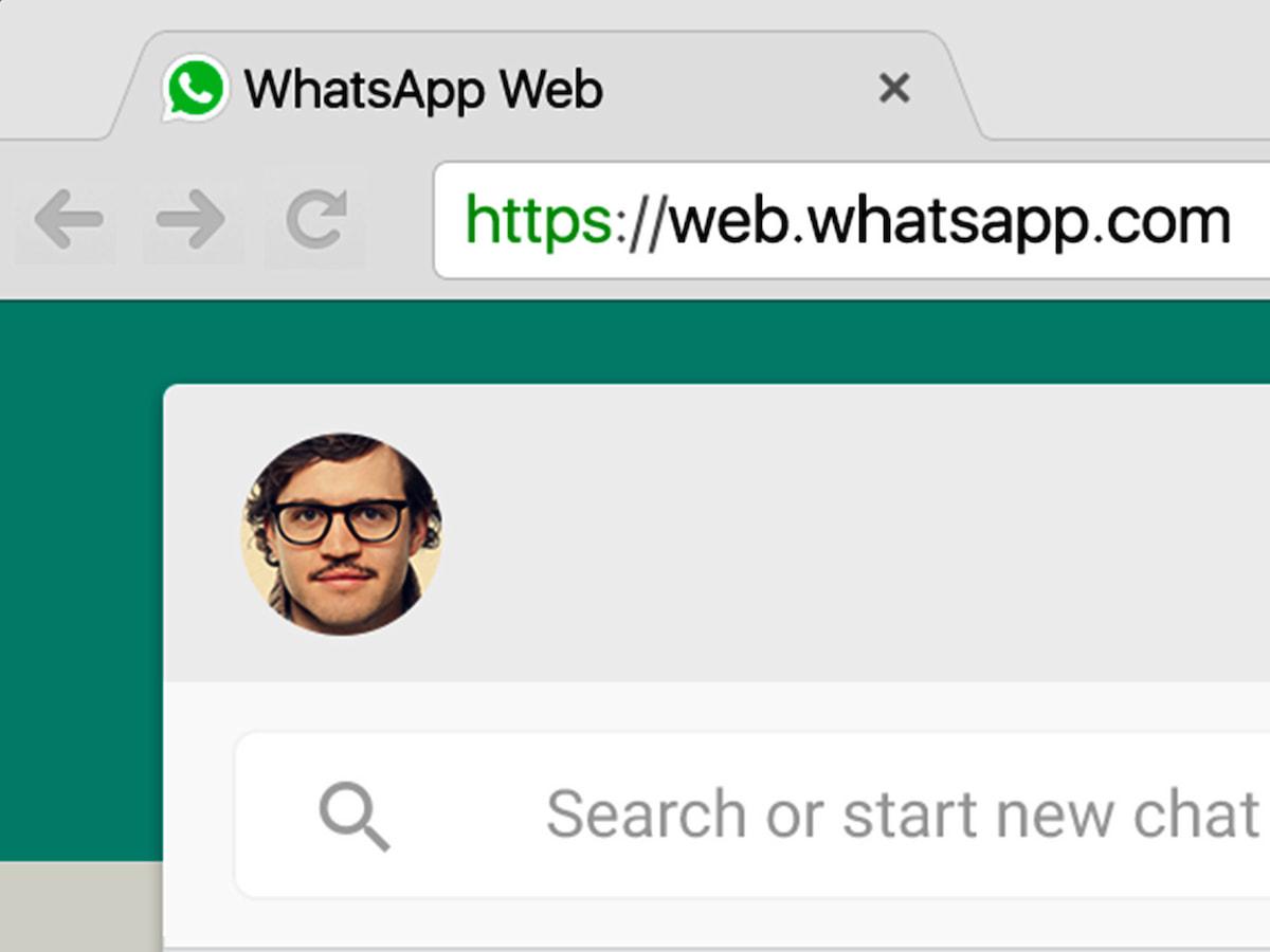 whatsapp web kontrolle