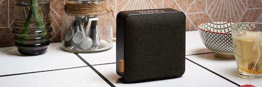 neuer wlan bluetooth lautsprecher mit dab news. Black Bedroom Furniture Sets. Home Design Ideas