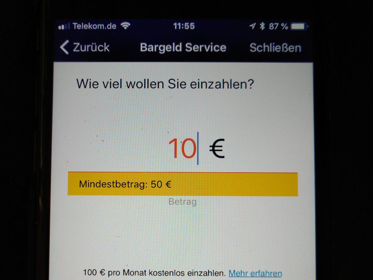 O2 Banking Probleme