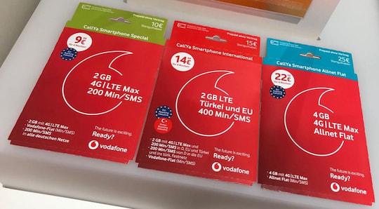 Vodafone Neue Sim Karte Kosten.Vodafone Callya Bekommt Mehr Datenvolumen Teltarif De News