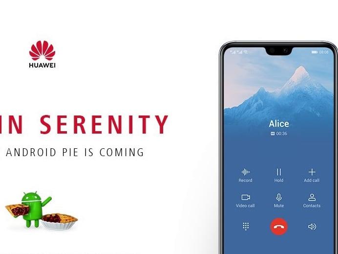 Huawei: Android 9 0 für P20-Serie und das Mate 10 - teltarif de News