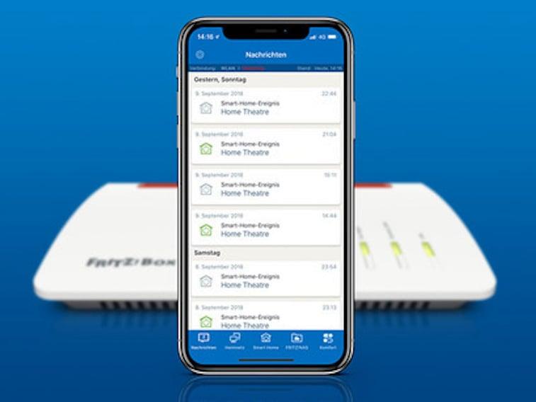 Myfritz App 2 Fur Ios Avm Startet Beta Test Teltarif De News