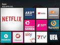 Entertain: Hier taucht bald die Amazon-Video-App auf