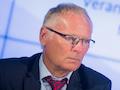 Jochen Homann, Präsident der Bundesnetzagentur hat die Lizenzbedingungen für die Vergabe der 5G-Frequenzen vorgestellt.