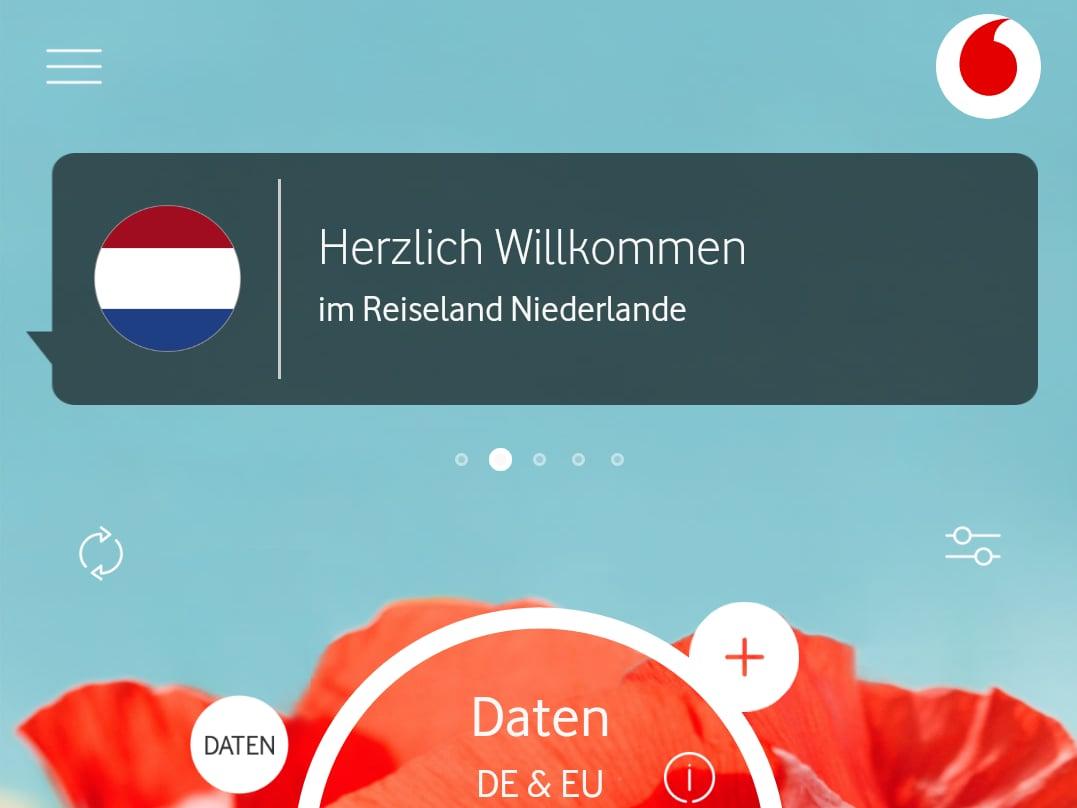Vodafone Hotline Ihr Tarif Funktioniert Im Ausland Gar