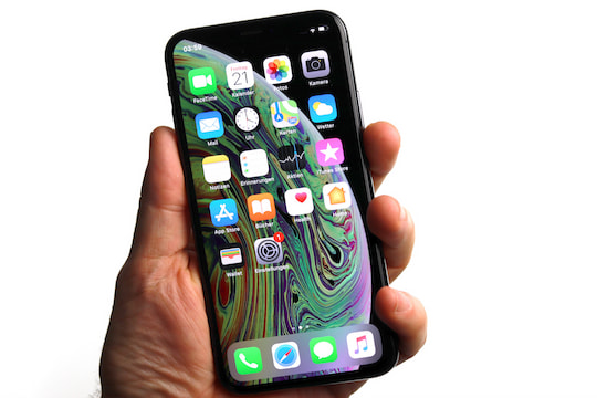 iphone xs max im test apples neues phablet flaggschiff. Black Bedroom Furniture Sets. Home Design Ideas