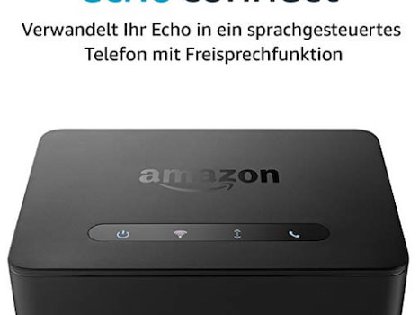amazon echo connect alexa kann jetzt telefonieren. Black Bedroom Furniture Sets. Home Design Ideas