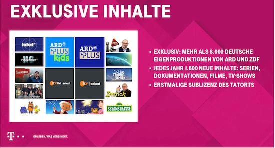 Telekom Aus Entertaintv Wird Magentatv Teltarifde News
