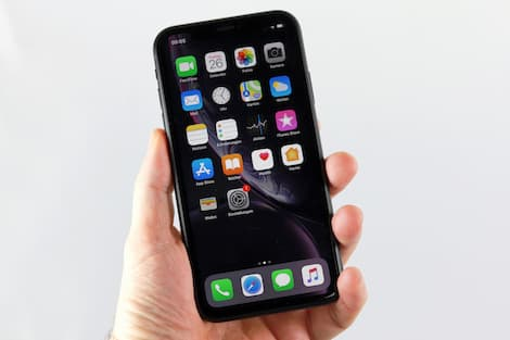 iPhone XR ausprobiert