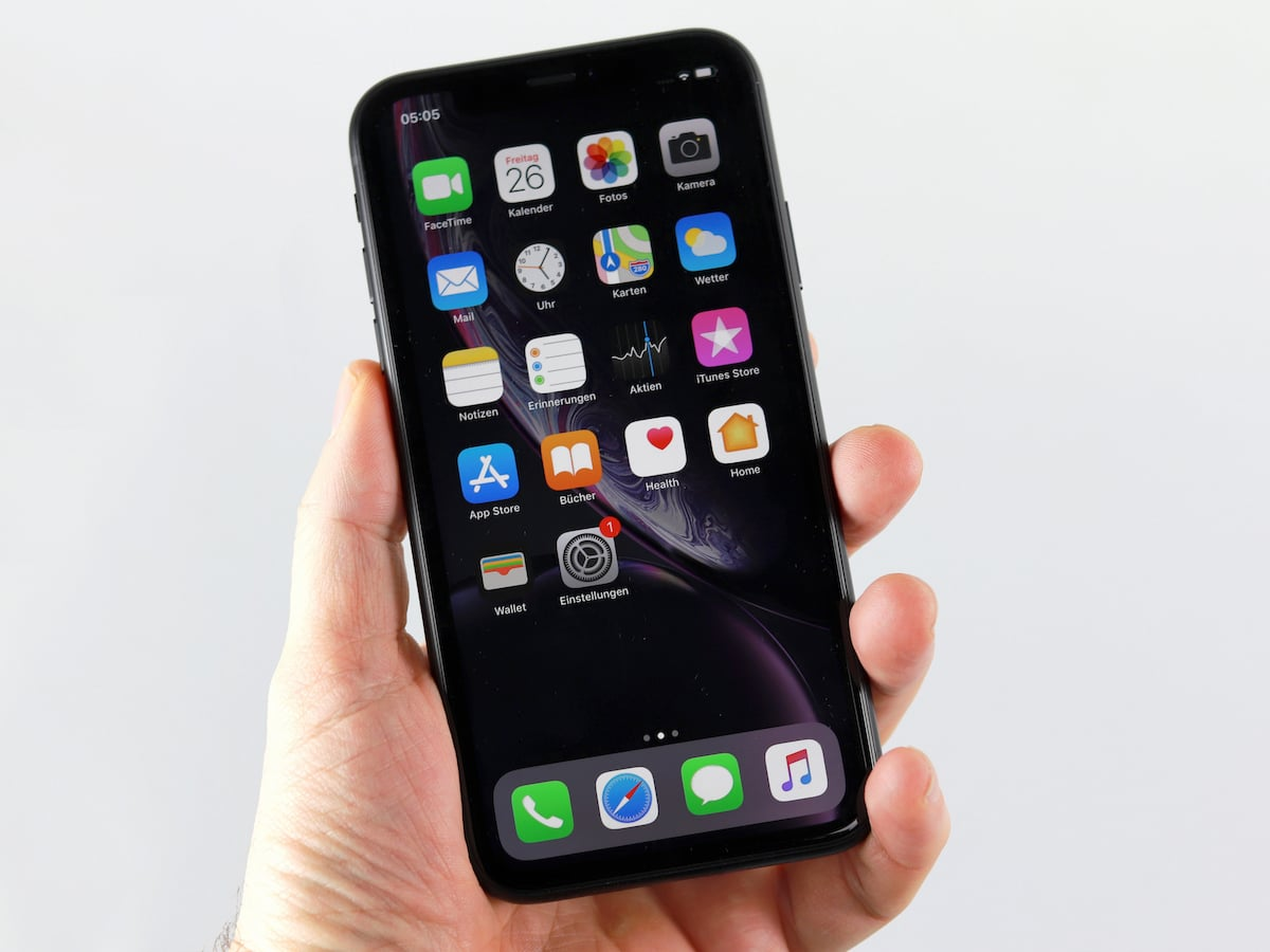 "iPhone XR: Apples ""günstiges"" Handy im Test (mit Video"