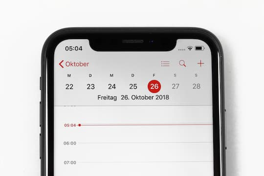 6,1-Zoll-Display mit Notch