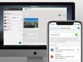 Threema Web jetzt auch für iOS