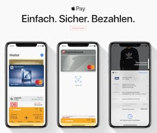 Apple Pay vor Deutschland-Start