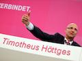 Tim Höttges macht sich Sorgen, dass der Wunsch nach besserem Ausbau, genau das Gegenteil bewirken könnte.