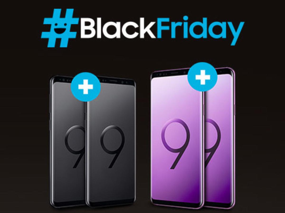 Galaxy S9(+): Zweites Smartphone gratis zum Black Friday - teltarif ...