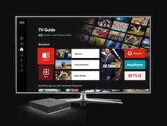 Vodafon Fernsehen