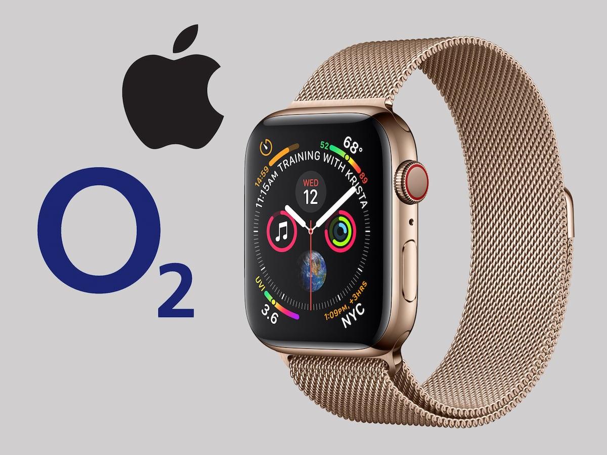 Apple Watch Series 4 Mit Lte Jetzt Auch Bei O2 Update Teltarif