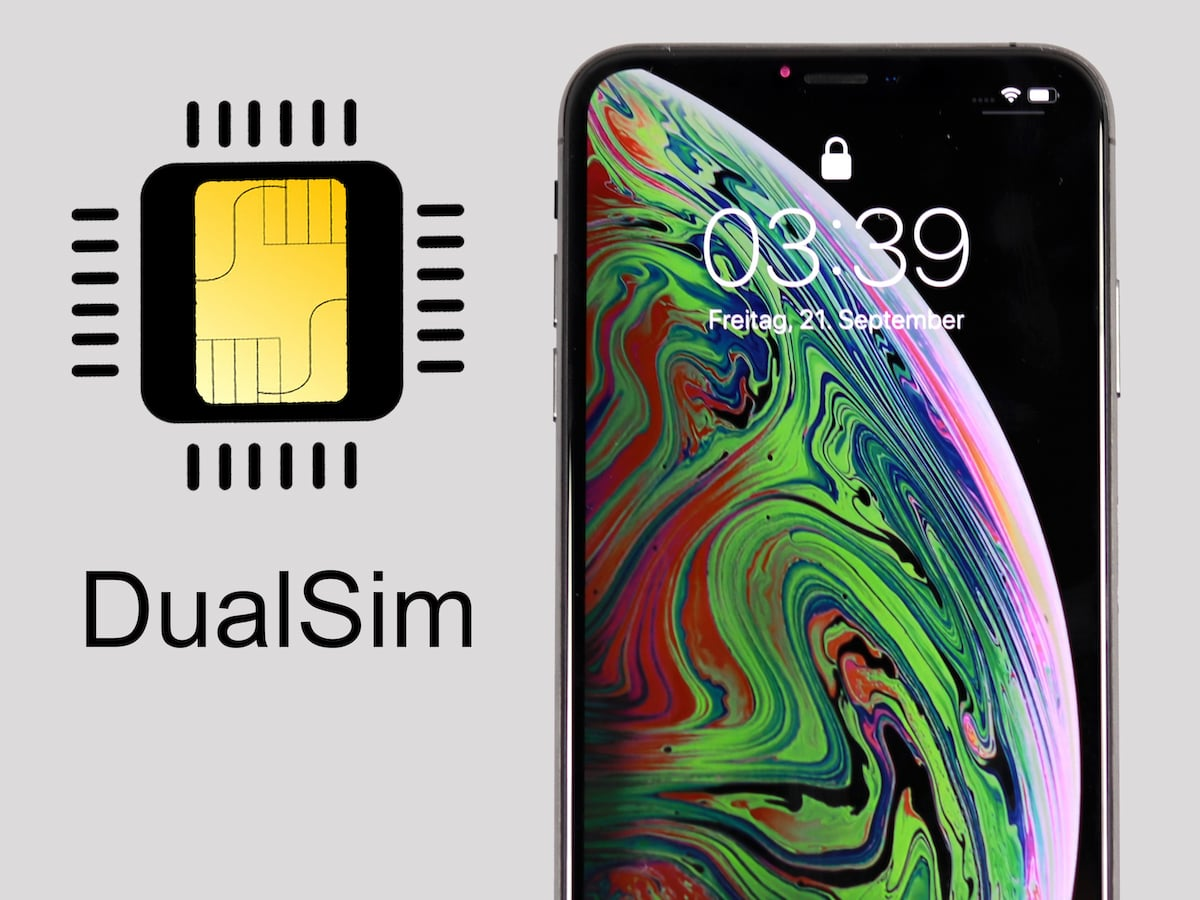 Esim o2 iphone xs
