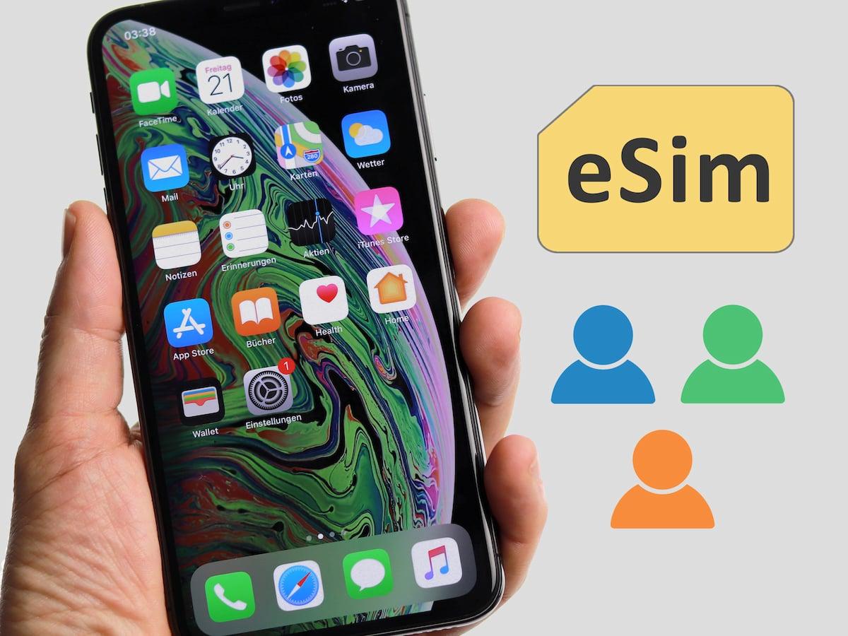 Iphone 6 Sim Karte Wechseln.Mehr Als Zwei Mobilfunkanschlüsse Im Iphone So Geht S Teltarif De