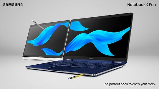 Der Laptop-Bruder des Galaxy Note 9: Notebook 9 Pen (2019)