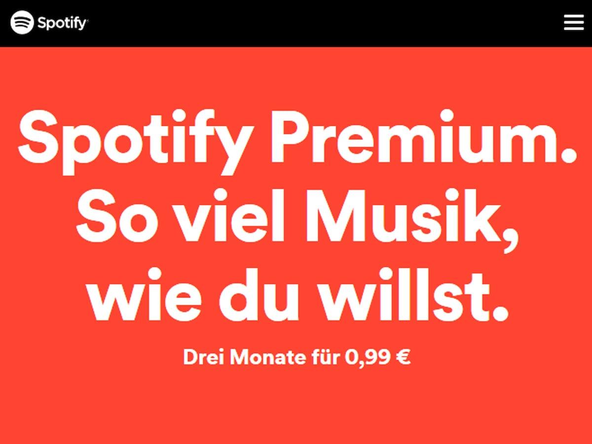 Spotify Karte 10.Musik Flatrate Spotify Premium Ein Jahr Lang Für 99 Euro Teltarif