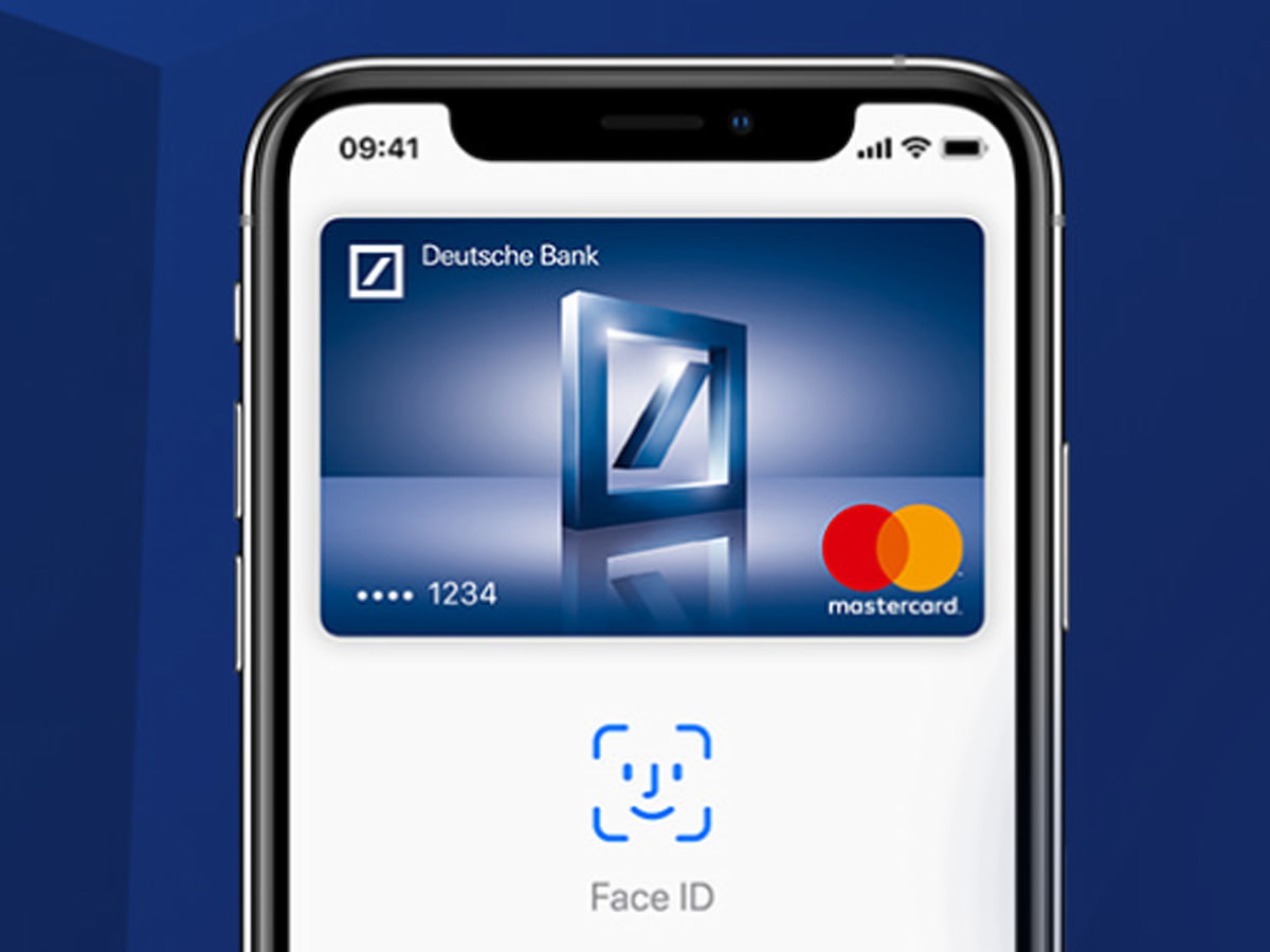 Deutsche Bank Ec Karte.Apple Pay Mit Der Deutschen Bank Im Praxistest Teltarif De News