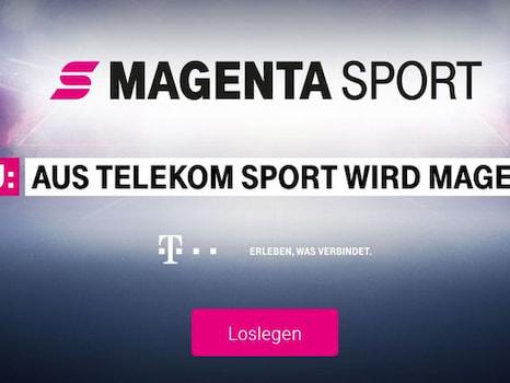 Aus Telekom Sport Wird Magentasport Teltarifde News