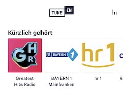 Greatest Hits Radio neu bei TuneIn Radio