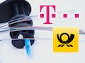 Die Bank KfW hält rund 30% an der Deutschen Telekom und weitere Anteile an der Deutschen Post. Teile der Politik schlagen vor, diese Anteile zu verkaufen.