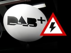 Probleme bei DAB+