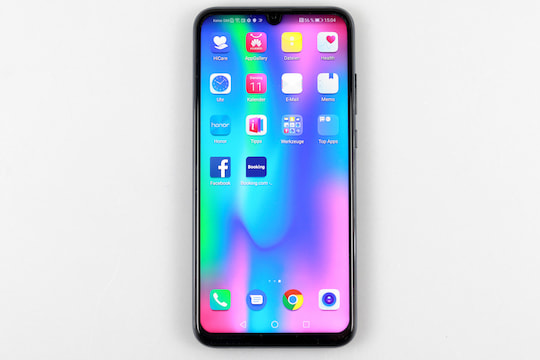 6,21 Zoll-Display mit Mikro-Notch.