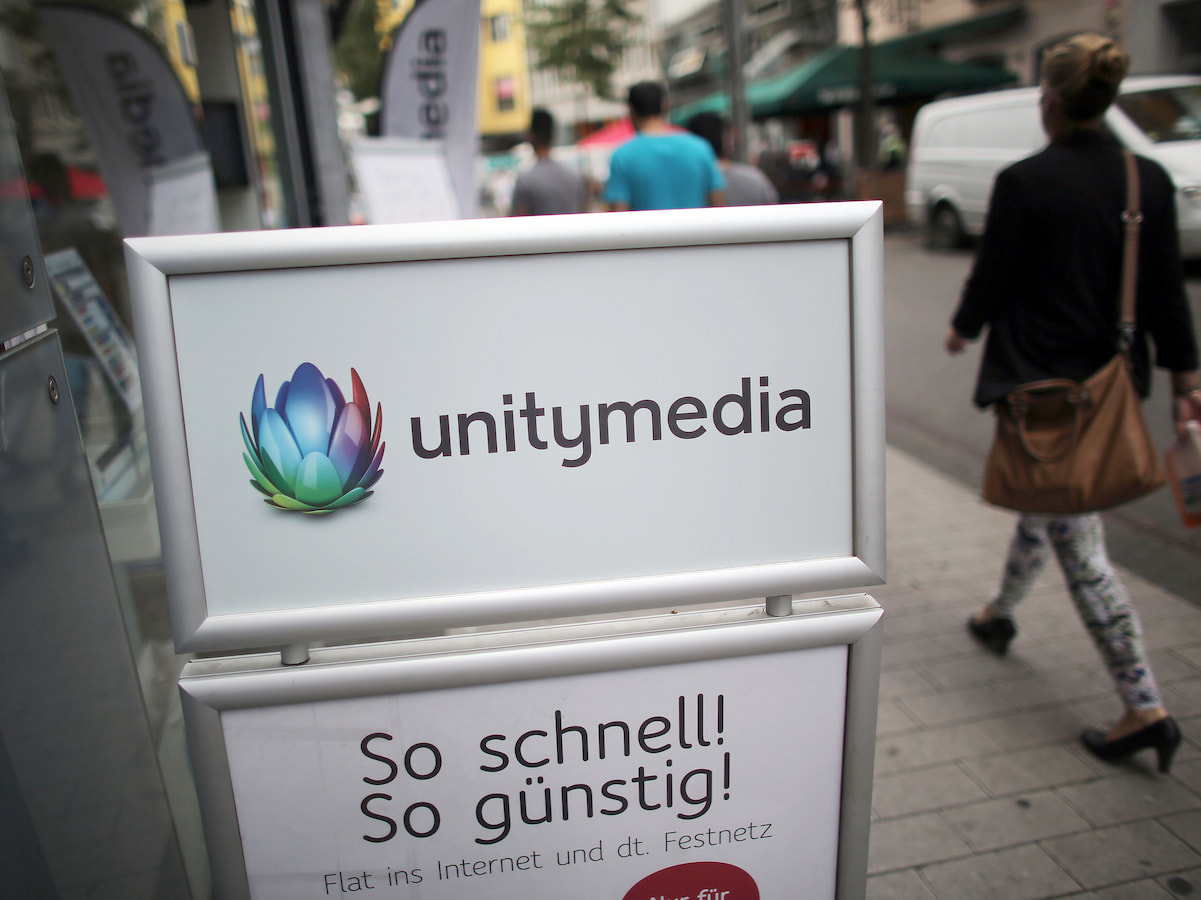 Verbraucherschutz Unitymedia