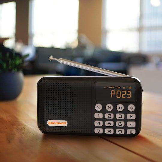 neue digitalradio bluetooth boxen von sangean excelvan. Black Bedroom Furniture Sets. Home Design Ideas
