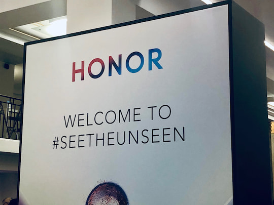Motto des Events: #Seen the Unseen