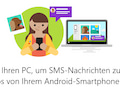 "Die App ""Ihr Smartphone"" fügt Smartphone-Connectivity zu Windows 10"