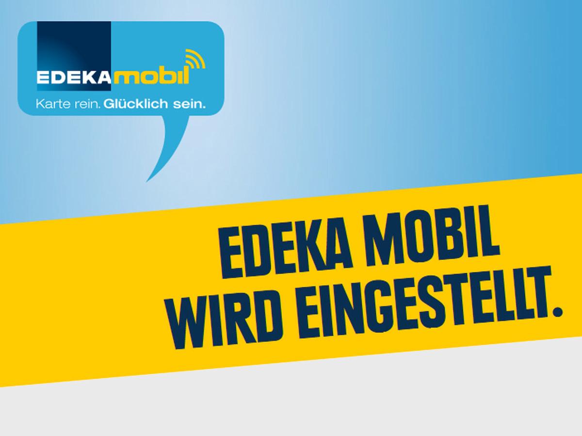 Das Wars Edeka Mobil Wird Eingestellt Teltarifde News