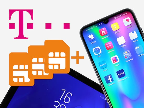 Telekom Karte Aktivieren.Telekom Startet Multisim 3 Bis Zu Zehn Extra Sim Karten