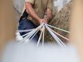 Beim Tauziehen um die Glasfaser kommt es darauf an, wer zuerst baut. Derzeit kann das noch Nachteile haben.