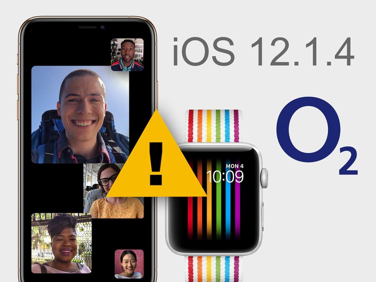 Iphone Neues Netzbetreiber Update Für O2 Löst Esim Problem