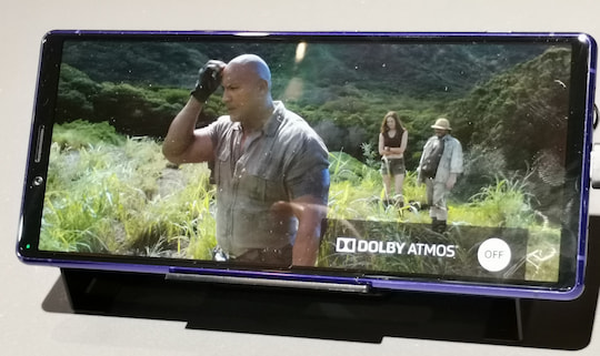 21:9-Format-Look des Sony Xperia 1